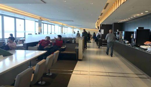 【ラウンジ】札幌・新千歳空港の国内線ANAラウンジは隈研吾氏デザインの素敵な空間